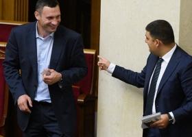 Кличко подкинул Гройсману головной боли: Киеву понадобится больше субсидий