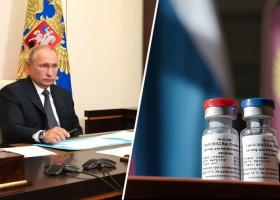 Путин поручил в России начать массовую вакцинацию