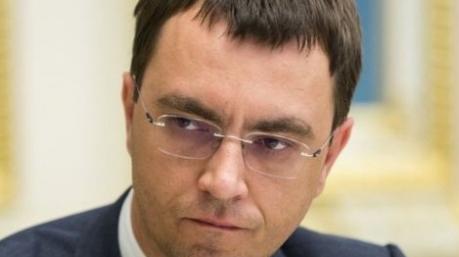 Диалог двух интеллигентов: Омелян ответил «лушпарику» Зеленскому нецензурной картинкой