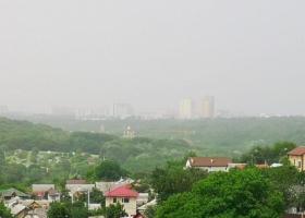 Пыльная буря в Киеве: названы районы с наибольшим уровнем загрязнения