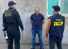 На Одесчине задержали участника группировки, которая грабила людей под контролем