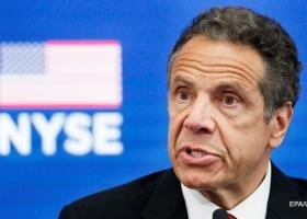 Губернатора Нью-Йорка обвинили в сексуальных домогательствах