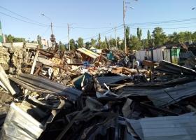 Операция «Ритейл-парк»: на месте снесенных столичных базаров выстроят… новые базары