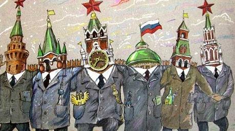 Маразмы дня: инородное тело Кремля, бронежилет Пескова и сладкие мечты беглого сепаратиста