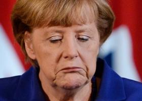 Во время своей прощальной речи Меркель была очень эмоциональной, но не плакала