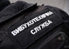 На почтовом ящике в подъезде жилого дома в Киеве нашли артснаряды