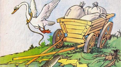 Маразмы дня: вторая щека Ляшко, отечественные фанаты Мизулиной, а также лебедь, рак и щука украинской коррупции