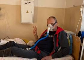 От COVID-19 умер известный украинский волонтер Игорь Цепенюк, помогавший добровольцам