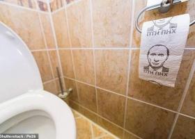 Путин оказался в туалете министра обороны Великобритании