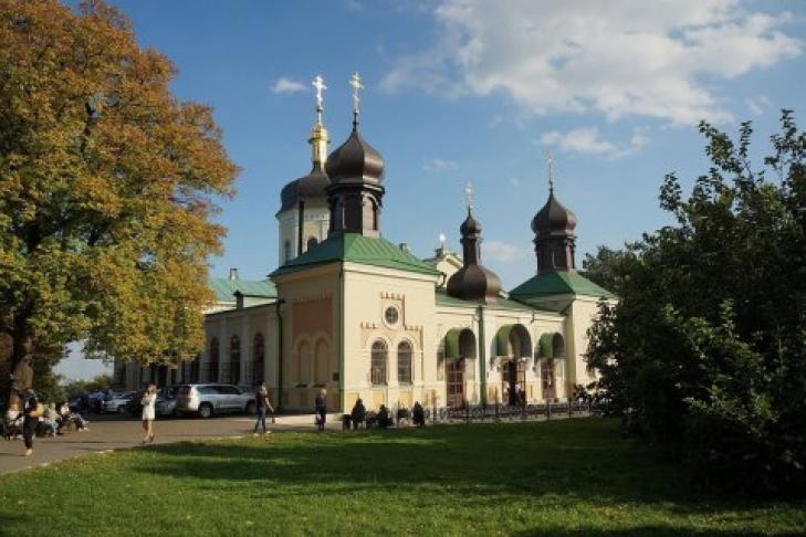 На карантин закрыто очередное московско-поповское логово