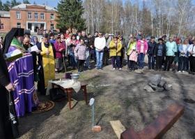 ПЦУ построит новый храм на территории, где превалируют храмы Московского патриархата