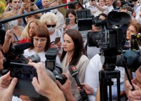 Тихановская записала новое обращение: просит мэров городов возглавить протесты