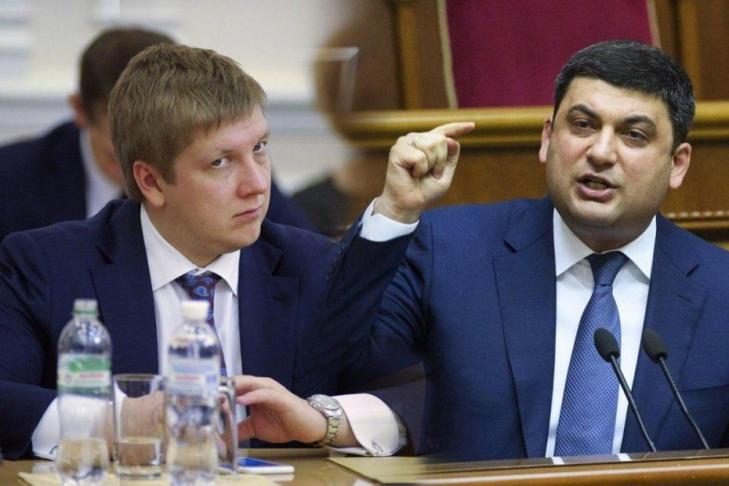 Правительственное дежавю: Гройсман опять пообещал уволить Коболева