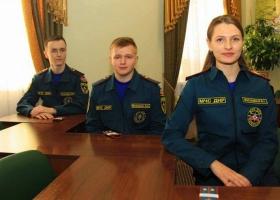 Трое студентов из Харькова сбежали на службу в
