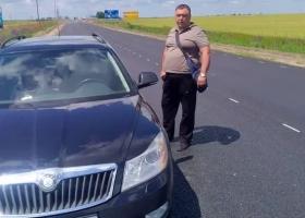 На Херсонщине полицейский обстрелял людей из-за конфликта на дороге