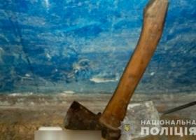 Под Киевом мужчина с топором устроил кровавые разборки с братом