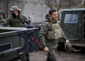 Зеленский о возможном вторжении России: готовы к любым вариантам развития событий