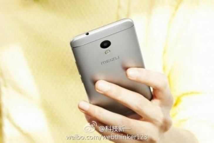 Всети интернет появились изображения нового телефона Meizu M5s