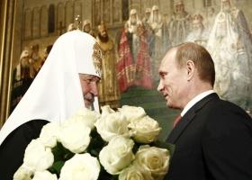 Патриарх Кирилл оправдывает убийства мирного населения в Сирии