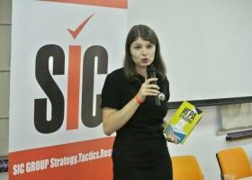 Форум видавців у Львові: політтехнолог Тимошенко презентувала книгу про вибори