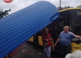 Киевский водитель автобуса добавил работы чиновникам мэрии
