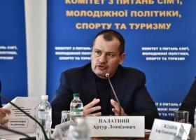 Палатный: Законодательство о правах детей на выезд за пределы Украины нужно совершенствовать
