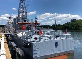 США передадут Украине два патрульных катера класса Island