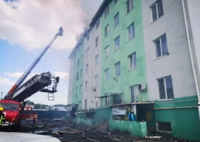 Взрыв в доме под Киевом был устроен для сокрытия убийства, жертве вырезали сердце