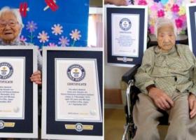 Книга рекордов Гиннеса продемонстрировала самых пожилых близнецов планеты