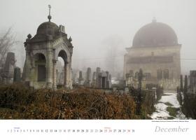 Опубликован календарь на 2018 год со снимками исчезающих мест еврейского наследия в Украине, Молдове и Польше