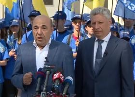 Рабинович: украинцы должны отдать свой голос