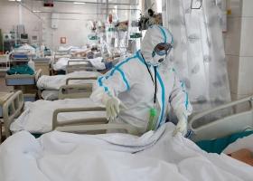 В одесской COVID-больнице закончился кислород, десятки пациентов эвакуируют