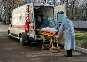 Когда в Украине будет пик ковидных госпитализаций: даты и инфографика