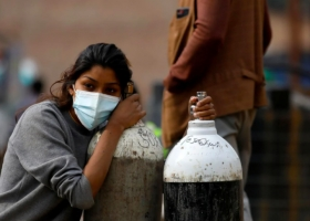 В Индии выявили новую мутацию коронавируса