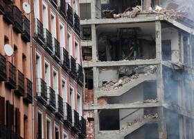 В результате взрыва в центре Мадрида погибли три человека
