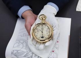 Аукцион Sotheby's выставляет на продажу часы 1989 года со стартовой ценой 6 миллионов долларов
